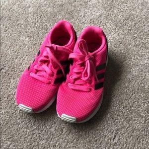 Adidas girls shoes!